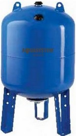 With replaceable membrane for pressurized systems of sanitary water