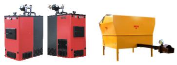 Boiler Veto 120 + burner Veto 8, 120 kW