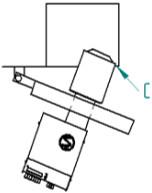 Minimaalne ava suurus katlas sõltub ukse hingede asukohast